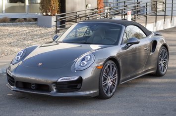 2015 911 turbo cabriolet