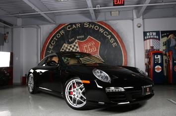 2009 911 carrera s coupe
