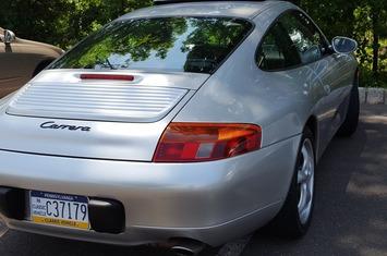 1999 911 carrerra