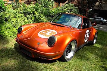 1970 911 vintage racer