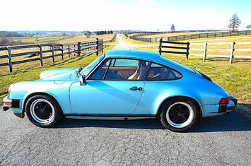 1981 911sc coupe