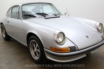 1972 porsche 911t sunroof coupe