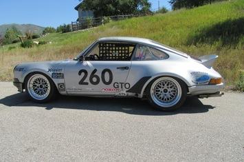 1973 911 rsr clone vintage race car
