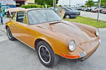 1972 porsche 911 t e