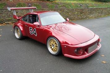 1982 911 sc track car