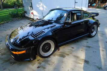 1986 930 turbo