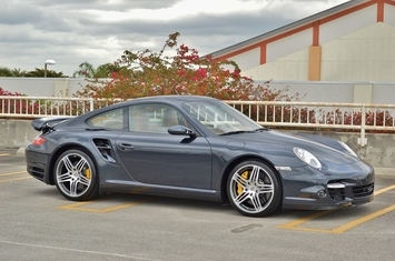 2007 porsche 911 turbo 997 6 speed coupe