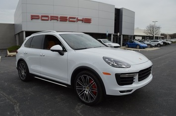 2017 cayenne turbo