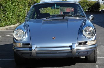 1968 2 owner california porsche 912
