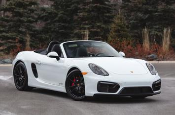 2016 boxster 2dr roadster gts