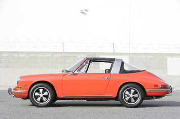 1968 porsche 911 soft window targa sportomatic