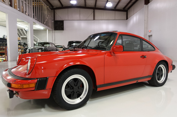 1983 911sc coupe