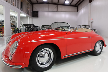 1957 356 speedster replica by thunder ranch