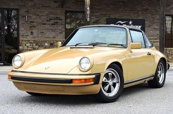 1978 911 sc targa