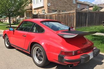 1984 911 carrera 3 2l