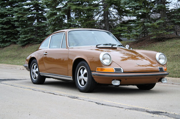 1971 911t coupe