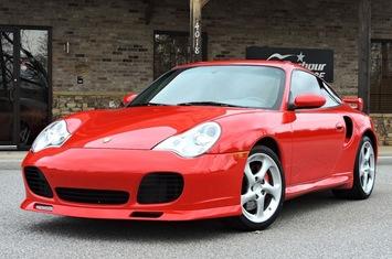 2002 911 996 turbo x50