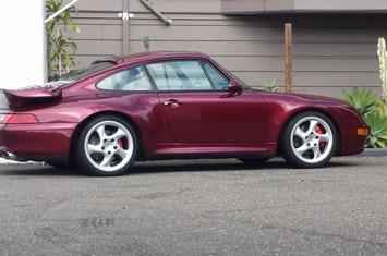 1996 993 turbo