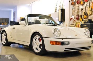 1993 911 american roadster