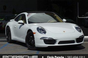 2014 911 carrera