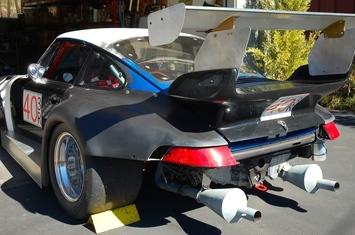 1969 porsche 911 gt3 race car