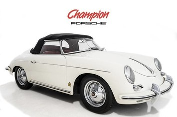 1960 porsche 356 b super 90 roadster by drauz