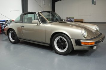 1982 911 sc targa original paint survivor