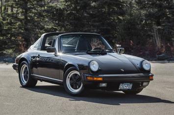 1987 911 carrera 2dr targa