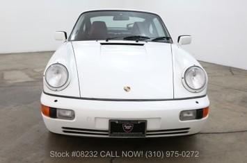 1989 porsche 964 sunroof coupe