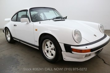 1984 porsche carrera coupe