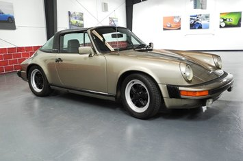 1982 911sc targa original paint 2 owners from new