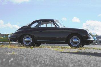1962 356b coupe 2 owner 46k mile original car
