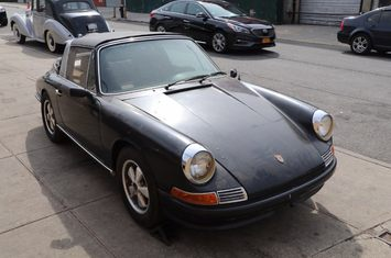 1968 912 soft window targa 1