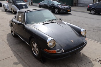 1968 912 soft window targa