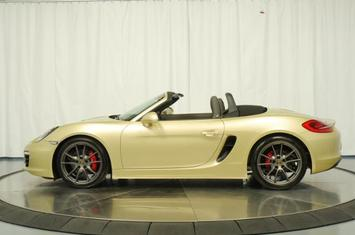 2015 boxster 2dr roadster s