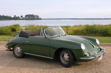 1965 356c cabriolet 1