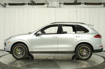 2017 cayenne s platinum edition e hybrid awd