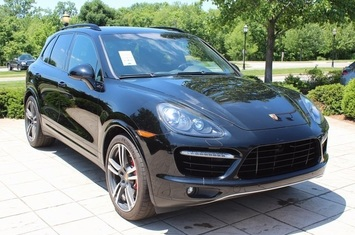 2014 cayenne turbo s