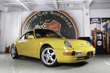 1996 911 carrera coupe