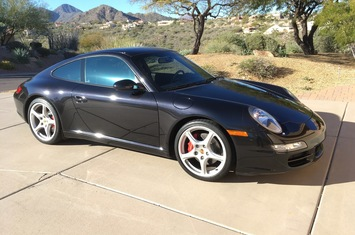 2006 911 carrera s coupe