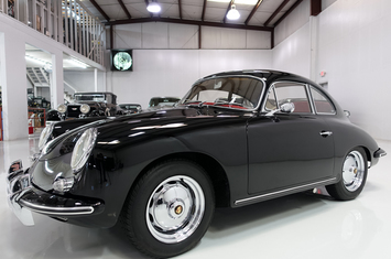 1960 356b 1600 coupe