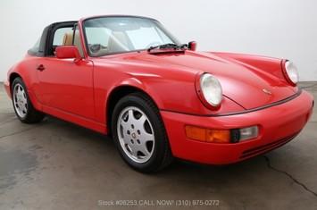 1991 porsche 911 carrera 2 targa