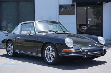 1967 porsche 911soft window targa