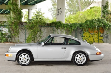 1990 porsche 911 coupe c4 awd 964 3 6