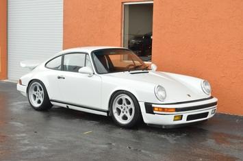 1987 porsche 911 coupe ruf 993 3 6l