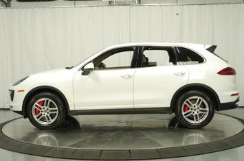 2015 cayenne awd 4dr turbo