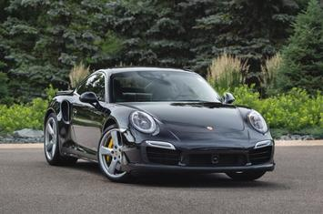 2016 911 2dr cpe turbo s