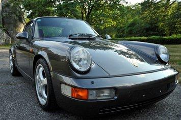 1992 porsche 964 911