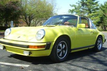 1977 911s targa