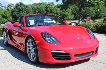 2014 boxster s